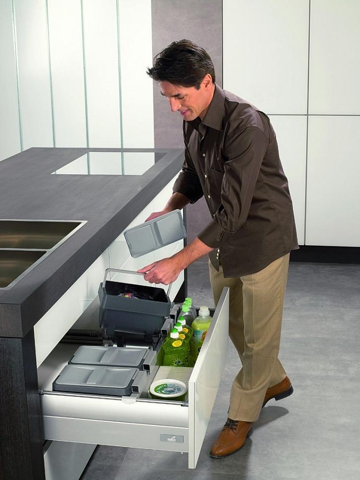 Moderní kuchyni otvírá Easys