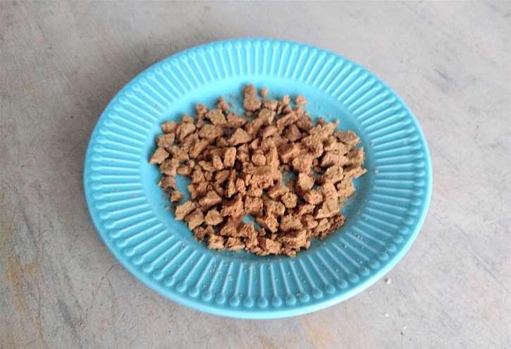 Nadrobené sušenky