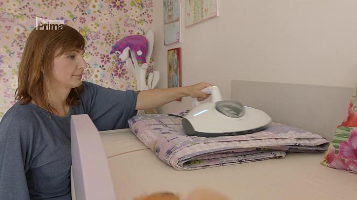 Vysávání lůžkovin