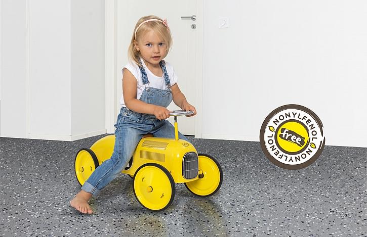 Epoxidové podlahy - praktické i funkční řešení