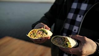 Dietní svačinka – zapečená tuňáková tortilla