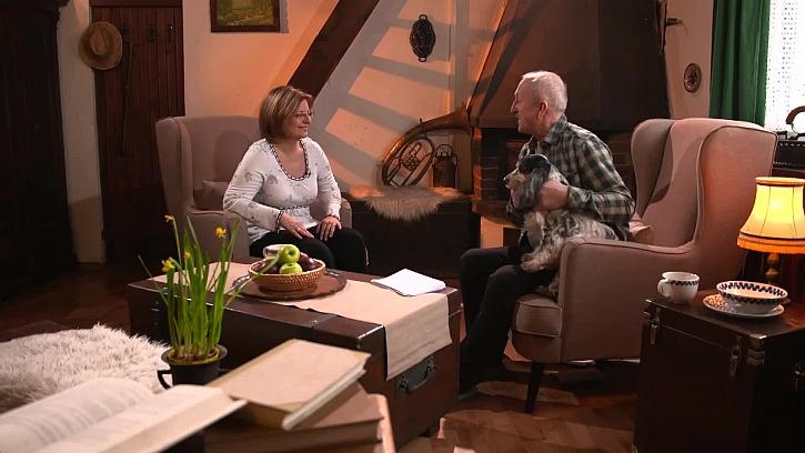 Listárna s hostem Michaelou Riedlovou