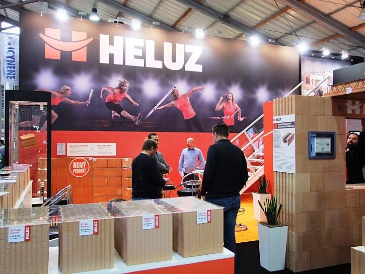 Heluz i letos vystavuje na veletrh For Pasiv 2017