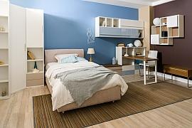 Vhodné barvy do ložnice pro spánek a pohodu