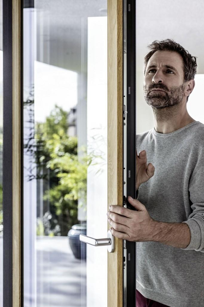 Okna ve skandinávském stylu
