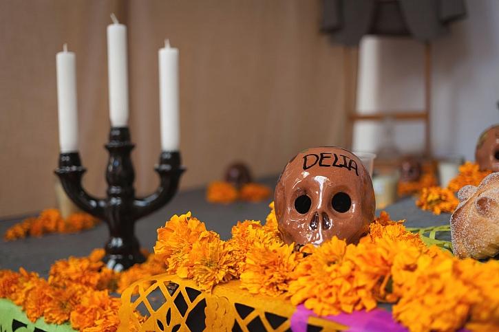 Oltář mrtvých