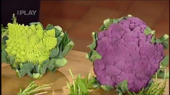 Netradiční druhy zeleniny