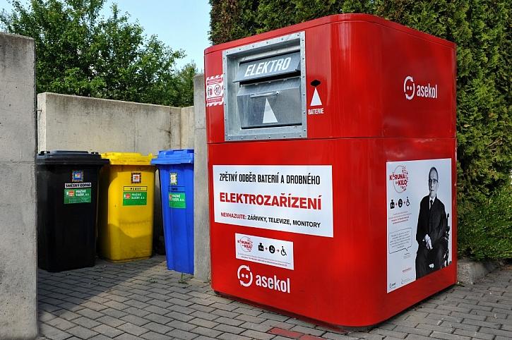 Češi odevzdali téměř 20 000 tun vysloužilých elektrozařízení, své (elektro)kostlivce má však stále v šuplíku 2/3 populace