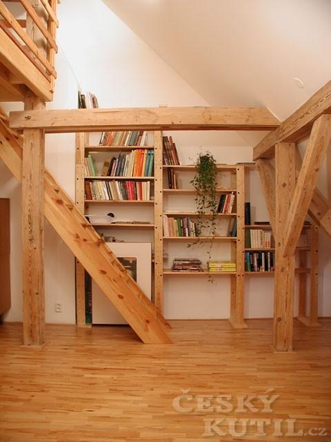 Dřevo – palubky a parkety