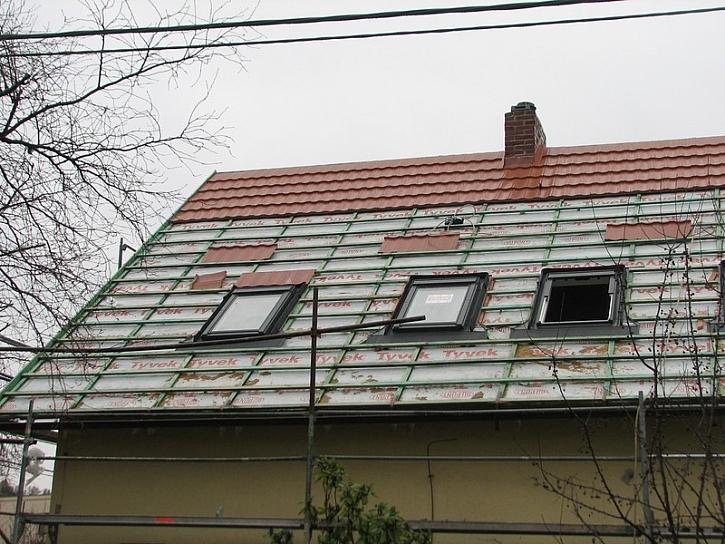 Lehké střechy