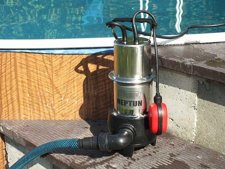 Čerpadlo Neptun od ELPUMPS se nebojí ani septiku