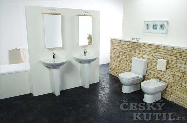 Koupelnové vybavení Jika: místo, kde jsme sami sebou