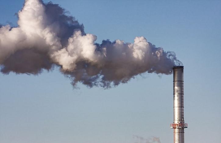 Znečišťující látky v ovzduší škodí zdraví i přírodě