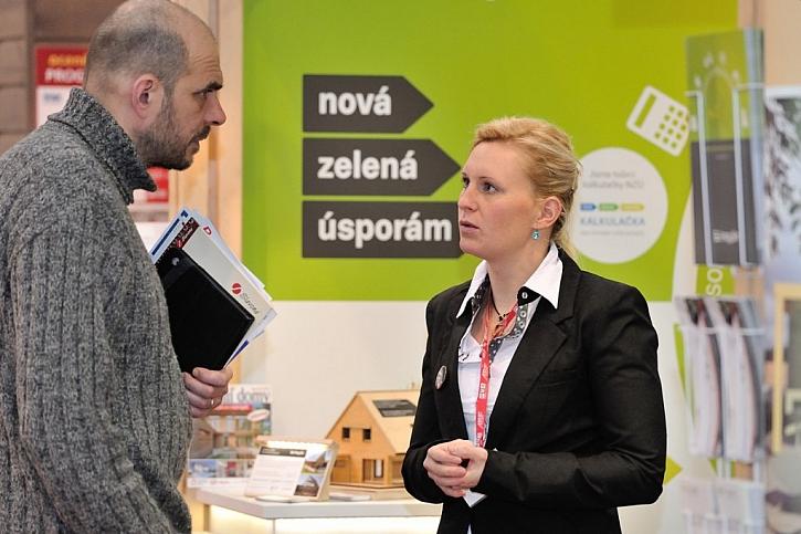 Bydlení budoucnosti na veletrzích FOR PASIV a CESTY DŘEVA