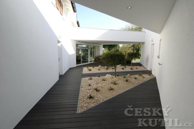 I terasa může mít charisma aneb Materiál Twinson O-Terrace