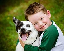 Dobré soužití dětí a psů chce trochu úsilí