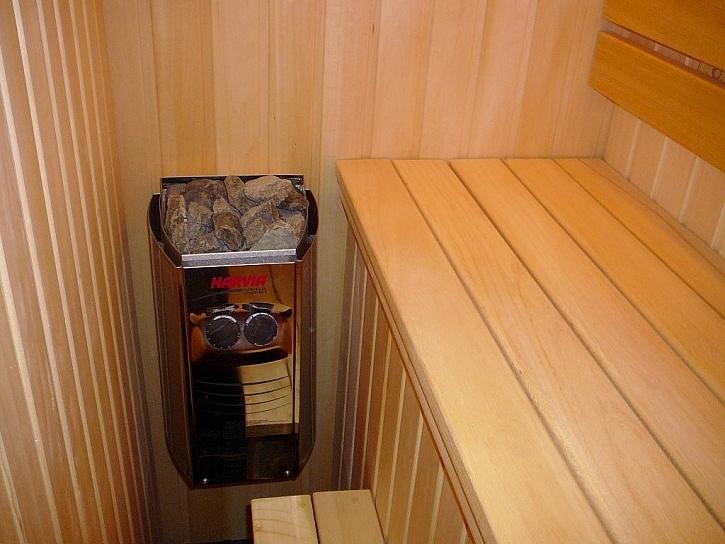 Vega Compact - do malých saun