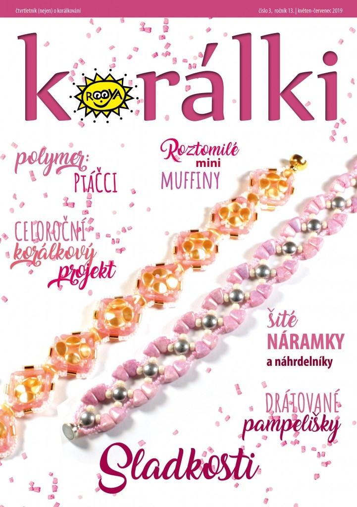 Sladkosti - Korálki 3/2019