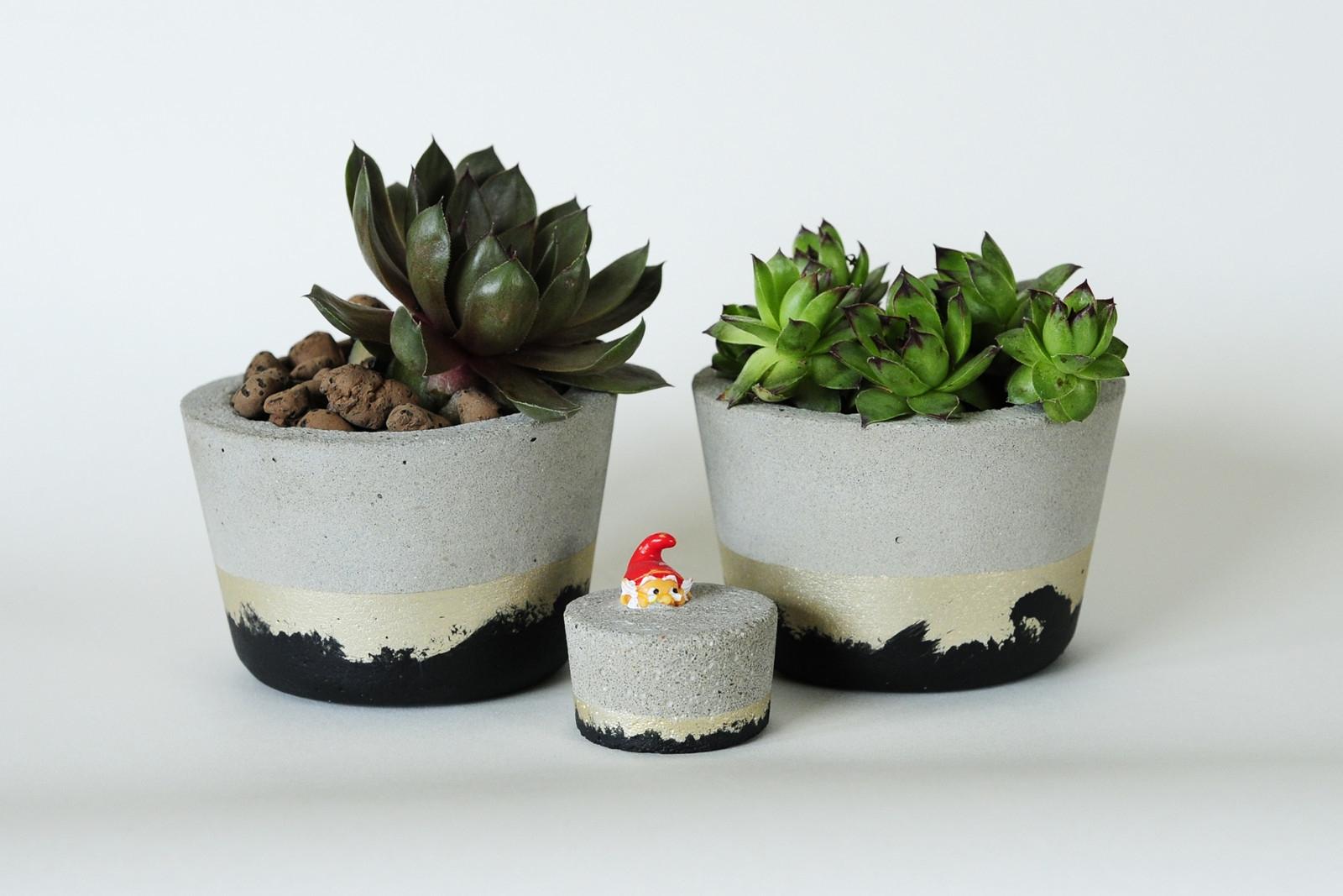Jak využít beton v zahradě trochu netradičním způsobem: Vyrobte si dekorace z betonu