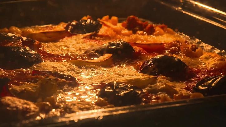 Pečení bramborky