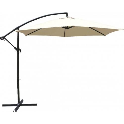 Slunečník VeGA 300 - béžový
