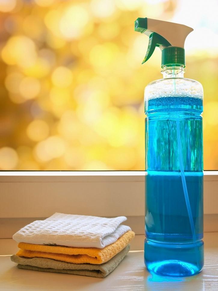 Nanočástice obsahují i čistící a ošetřující přípravky