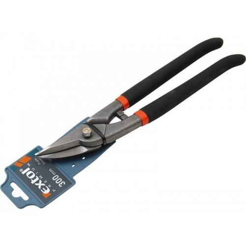 EXTOL PREMIUM nůžky na plech, 300mm, CrV