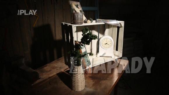 Jak si vyrobit stoleček z bedýnky