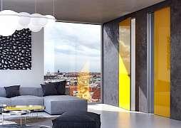 Minimalistický interiér žádá minimalistické zárubně