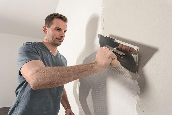 štukování stěn