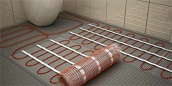 Podlahové vytápění - efektivní způsob vytápění rodinného domu