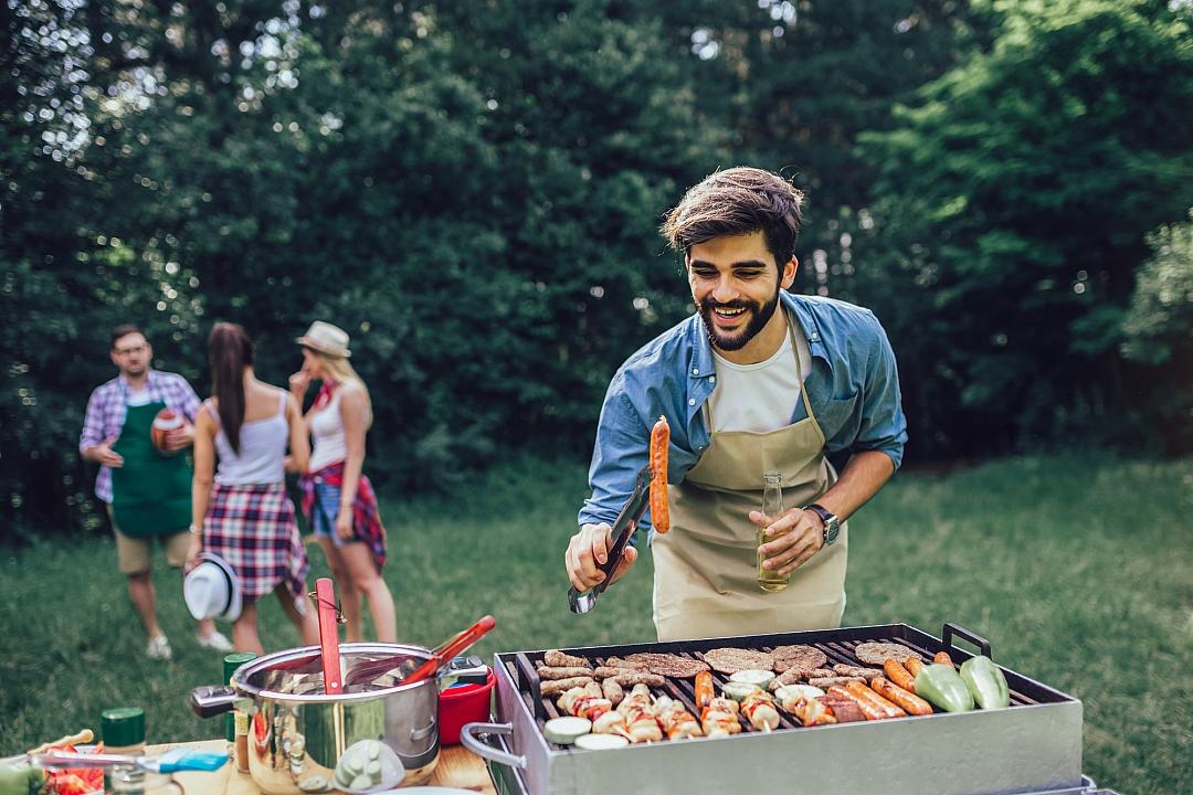 Venkovní vaření