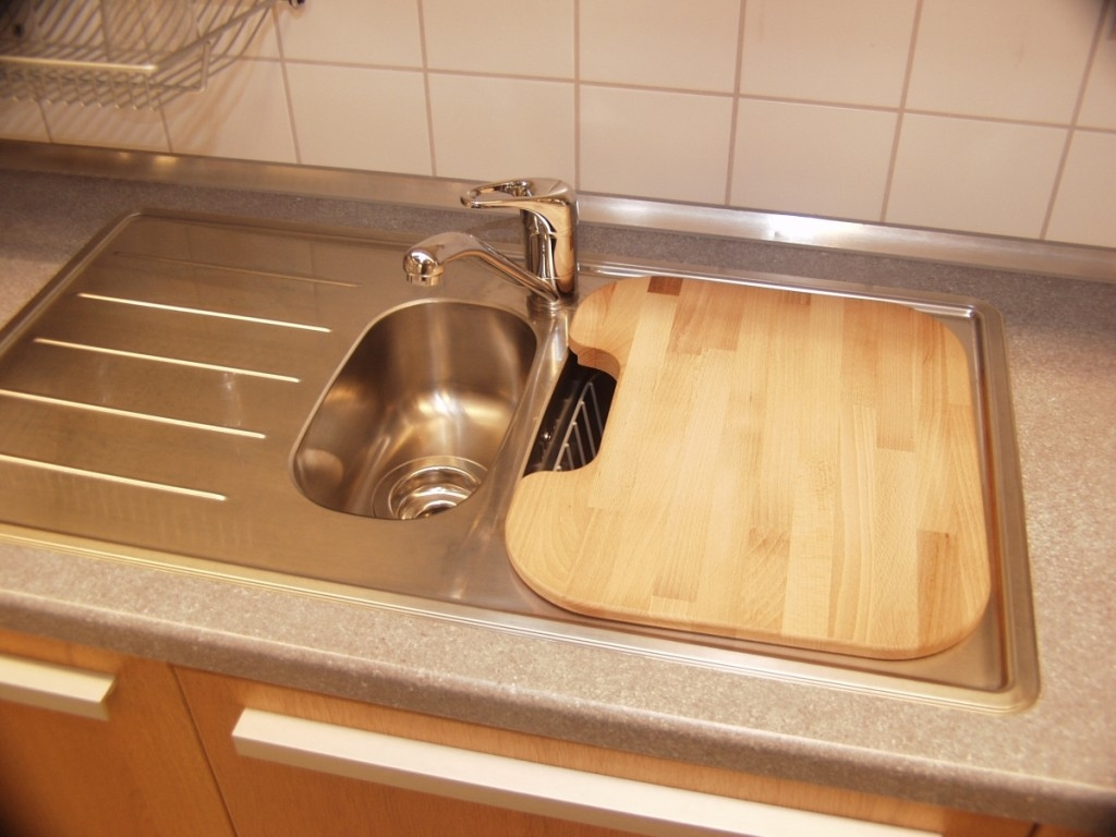 Nápady na rychlý úklid v kuchyni