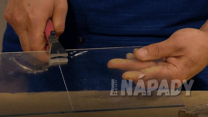 Řezání skla
