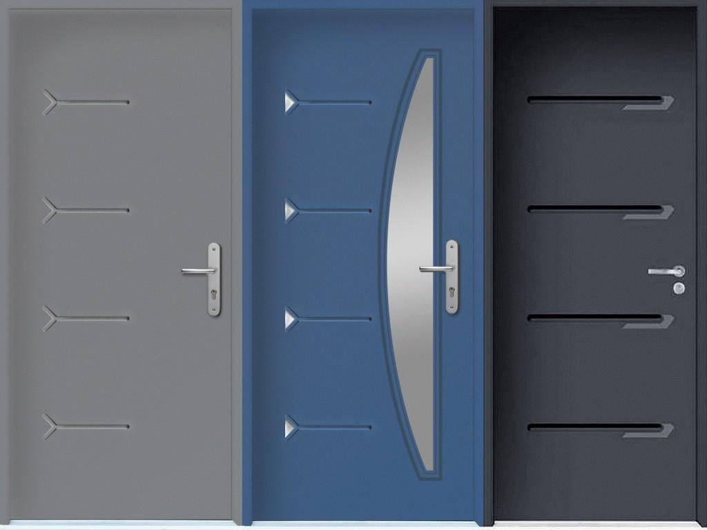 Inovativní, lehké a přitom pevné vstupní dveře Rovex