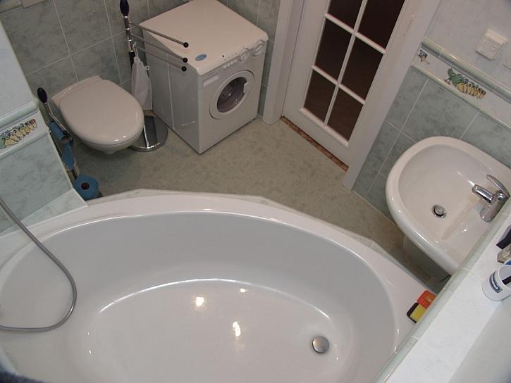I do menší koupelny se vejde vše, co potřebujete k relaxaci