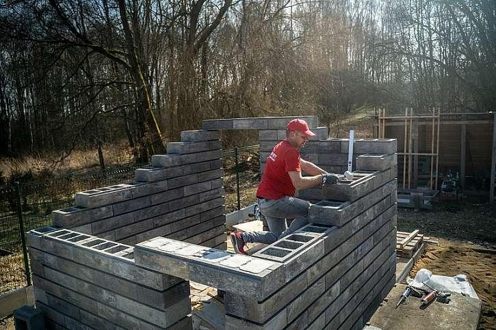 Postavte si bytelnou drobnou stavbu (Zdroj: Prima DOMA)