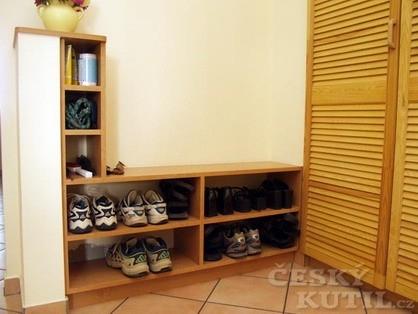 Botníky aneb kam chodí boty spát