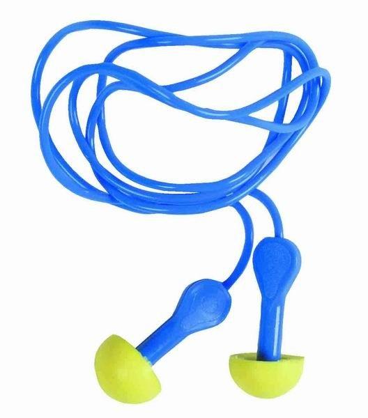Zátky chrání sluch
