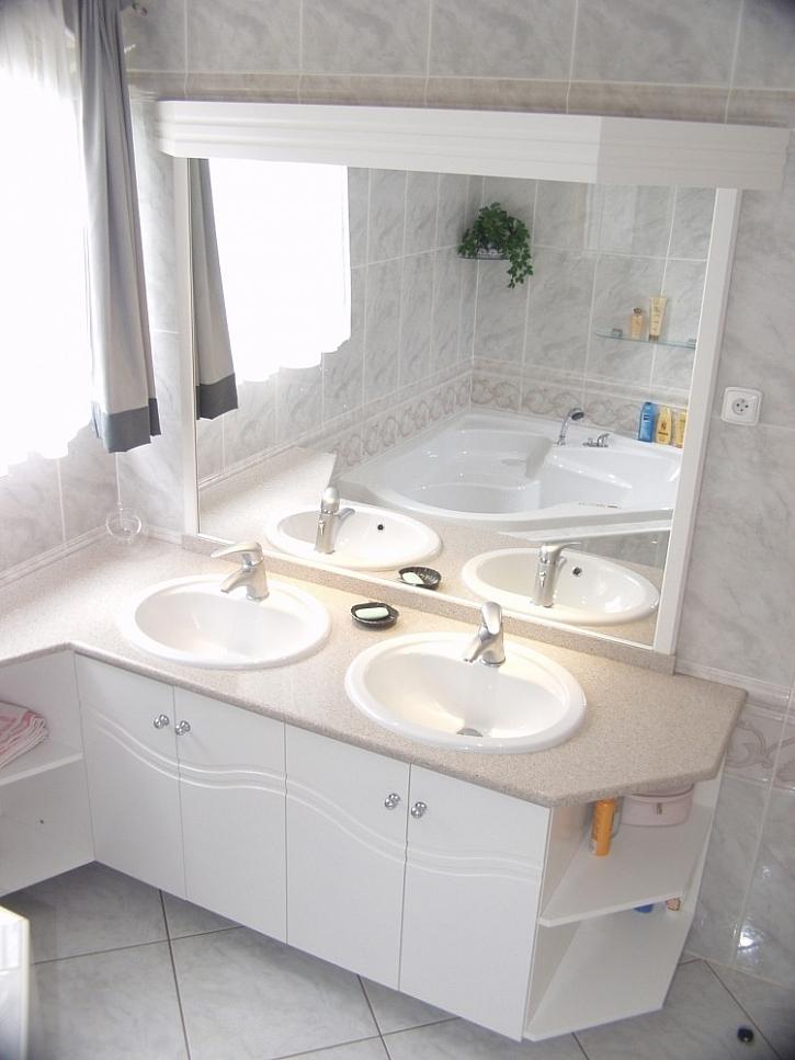 Dvojumyvadlo pro vaši koupelnu