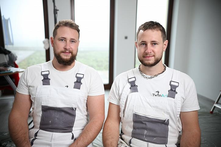 Bráchové Pazderkovi