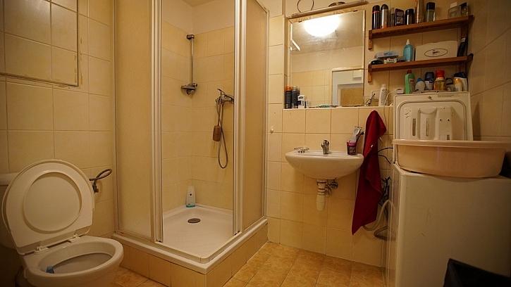 Na proměnu zbývá koupelna