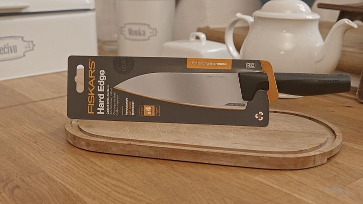 Soutěž z Receptáře: Vyhrajte kuchařský nůž Fiskars