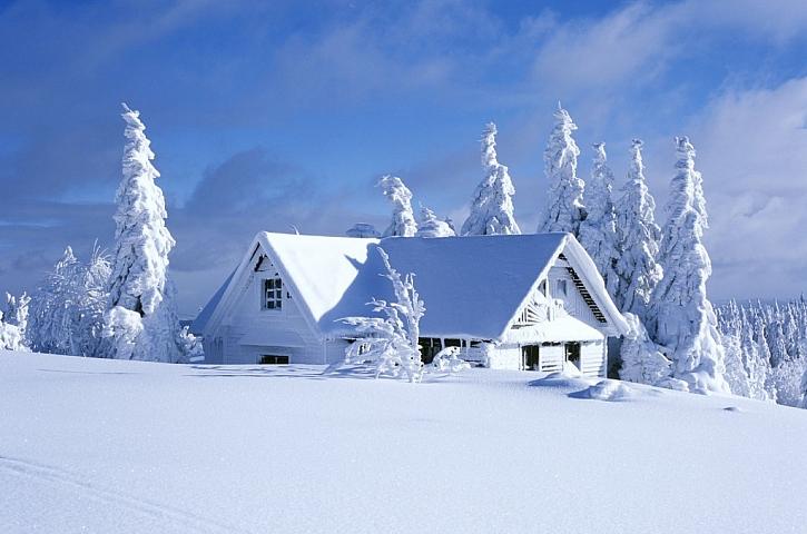 Víte, co byste měli udělat na chatě před zimou, než jí opustíte?