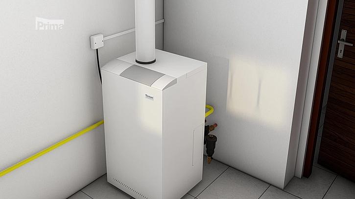 Co dělat, když chceme vyměnit starý plynový kotel za kondenzační? (Zdroj: Miniseriál o vytápění - plynový kondenzační kotel)