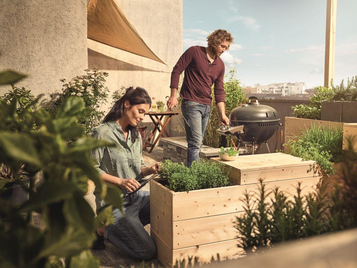Urban gardening, nový trend v zahradničení