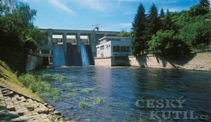 Vodní elektrárna na Prýglu omládla: vyrobí teď elektřinu pro více domácností
