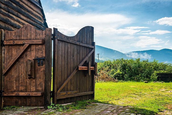 Vrata do přírody
