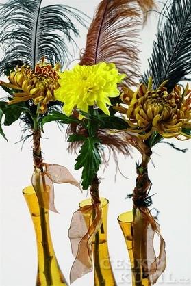 Zajímavá aranžmá z květin pro vaše potěšení