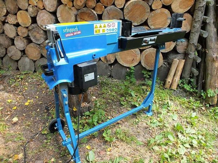 Vertikální štípač na dřevo Scheppach LS 600